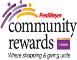Click here to find out about Fred Meyer Community Rewards Where shopping & giving unite