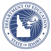 Idaho State Department of Education Logo 200px by 200px